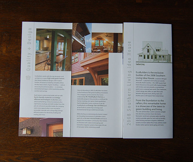 Eco Builders Brochure