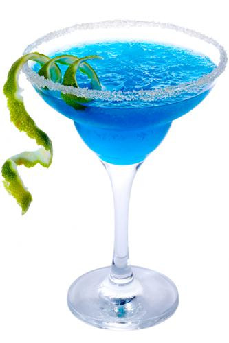 Icy Blue Margarita