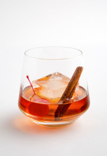 Autumn Maple Bourbon Old Fashioned