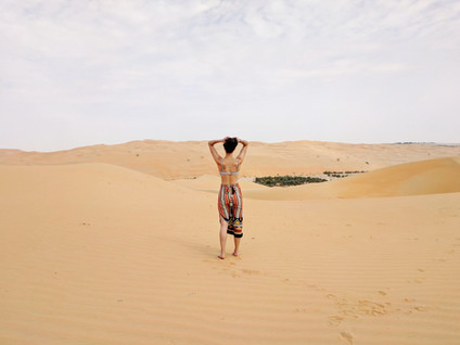 Rub' al Khali, United Arab Emirates