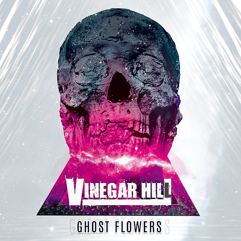 """CD """"Ghost Flowers"""" [2017, Art Gates Records]"""