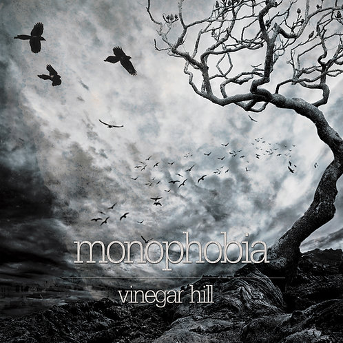 "CD ""monophobia"" [2015, RecordJet]"
