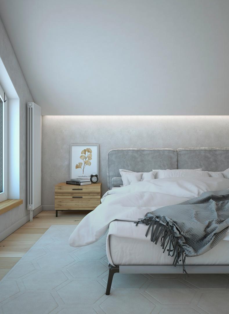 Мастер - спальня