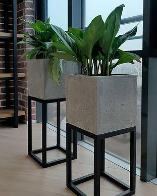 мебель из бетона, лофт-мебель, Евгения Литвинова