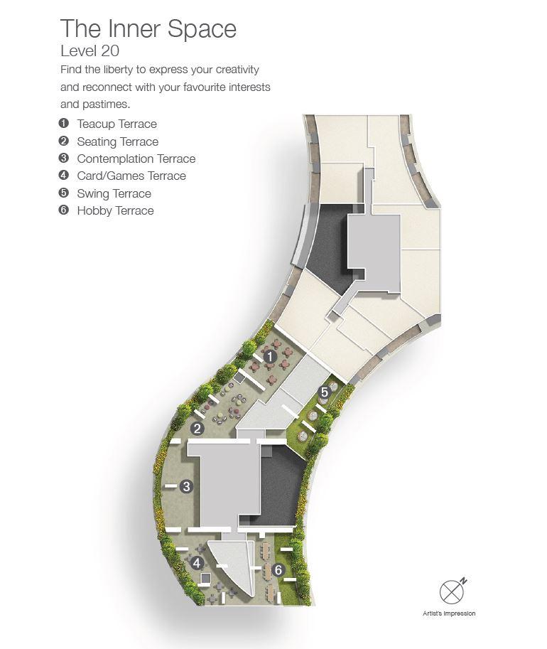 DUO Residences Level 20