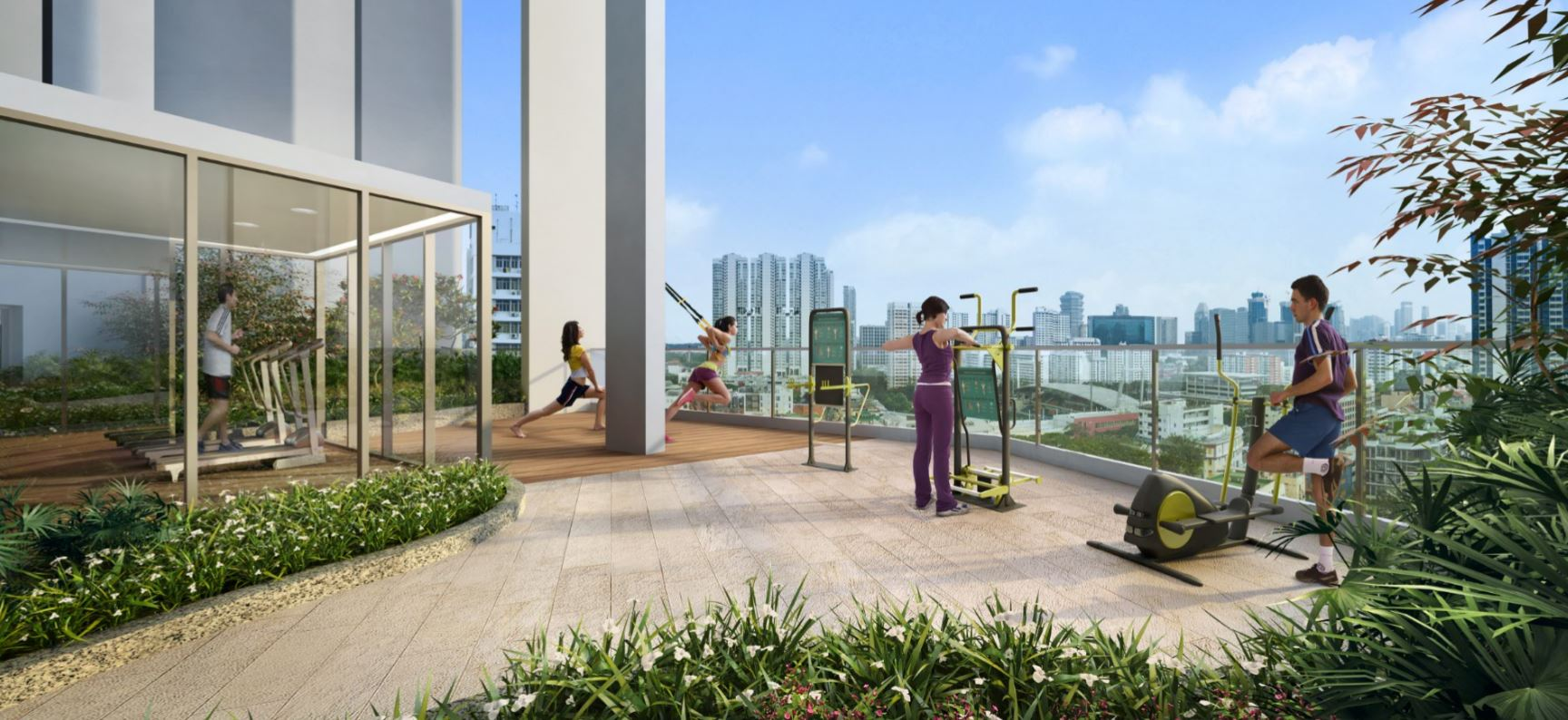 Sturdee Residences 1 - 14th story