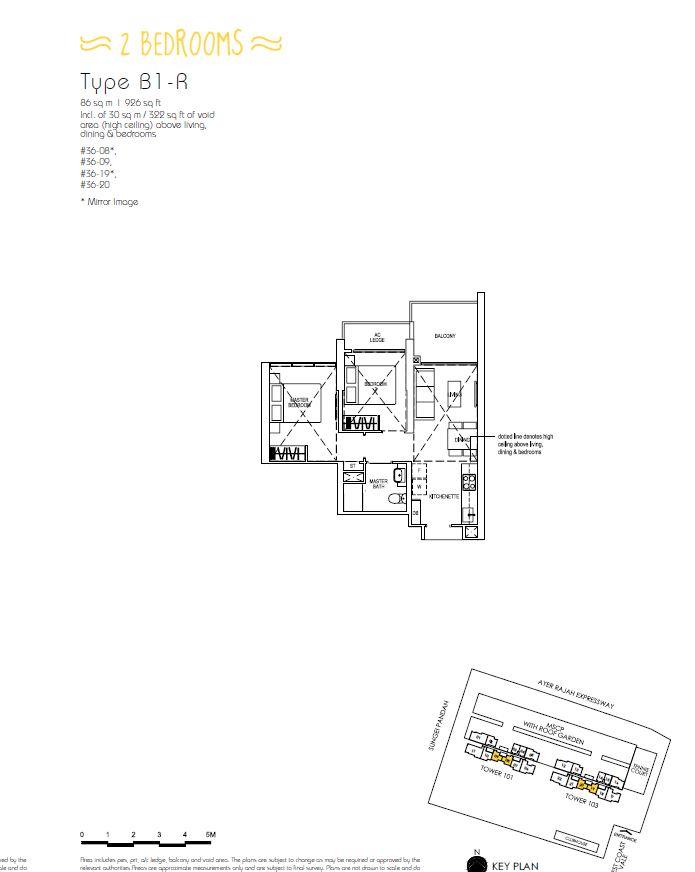 2BR B1R_Parc Riviera Floorplan_Terence Low_96411910