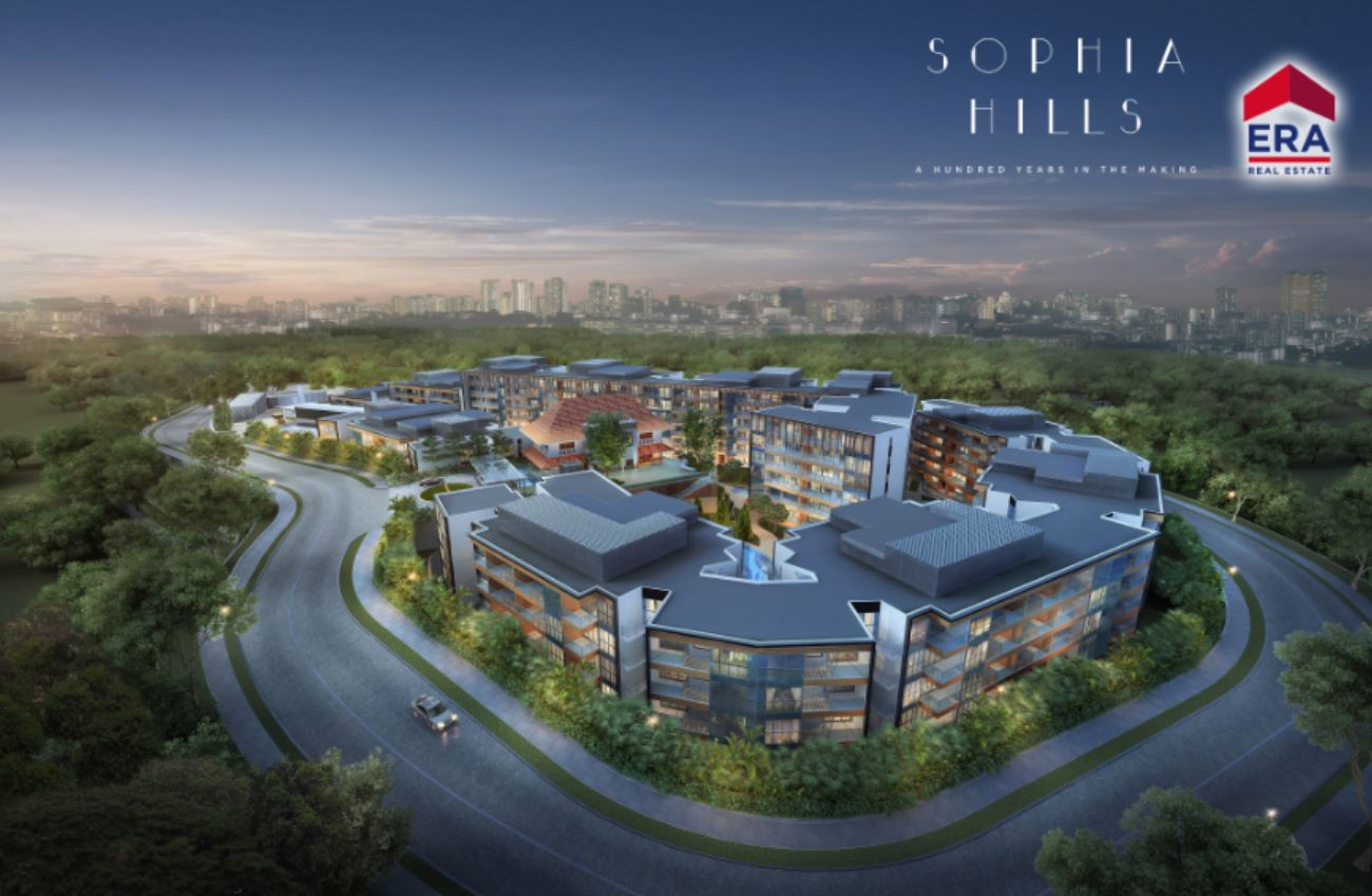 Sophia Hills - overall view