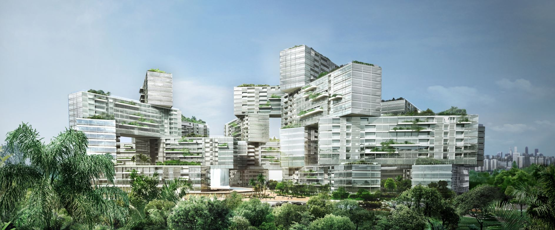 The Interlace Facade 2