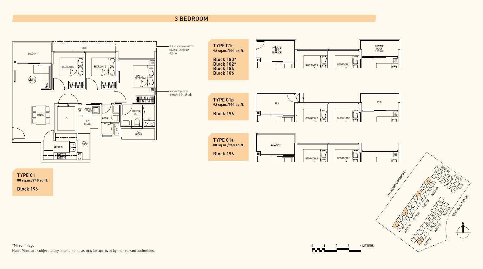 3BR C1 C1r C1p C1a_Westwood Residences_Terence Low_96411910