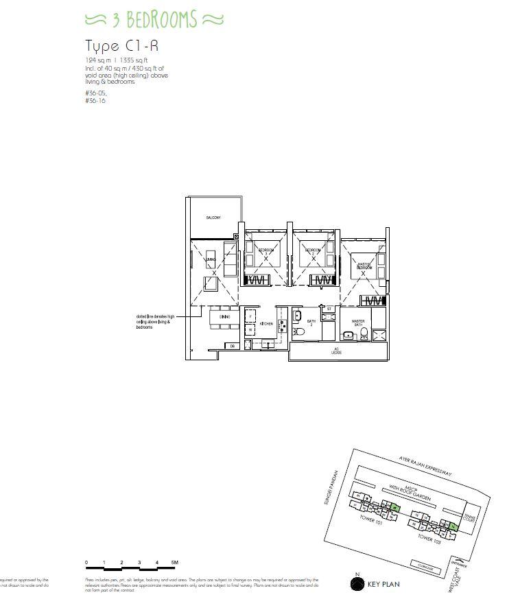 3BR C1R_Parc Riviera Floorplan_Terence Low_96411910