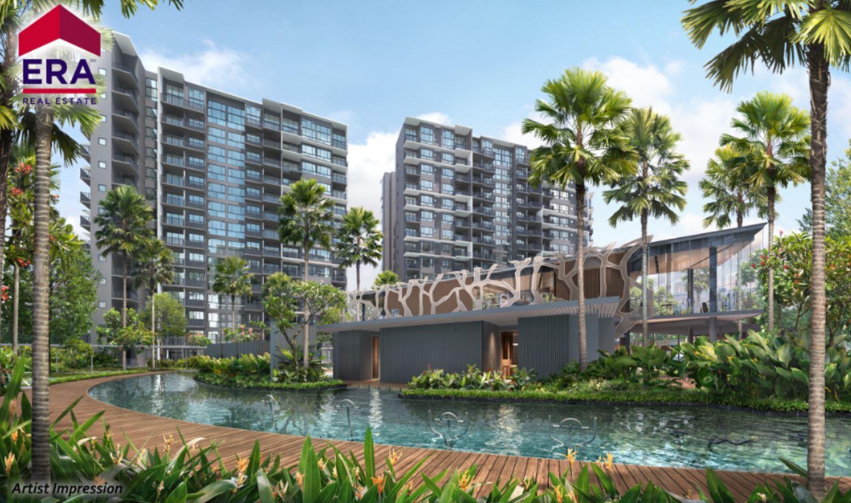 Grandeur Park Residences Pool 2