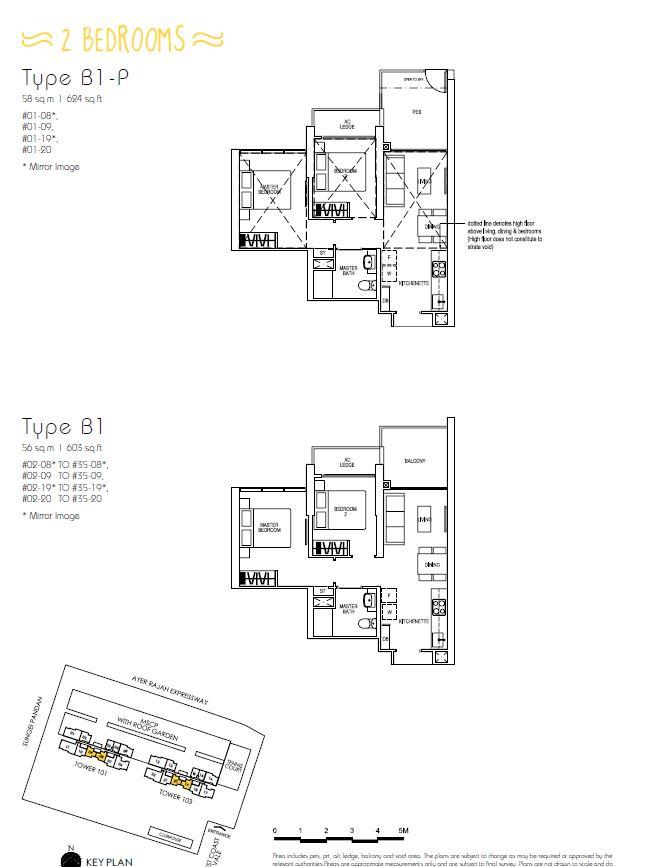 2BR B1P B1_Parc Riviera Floorplan_Terence Low_96411910