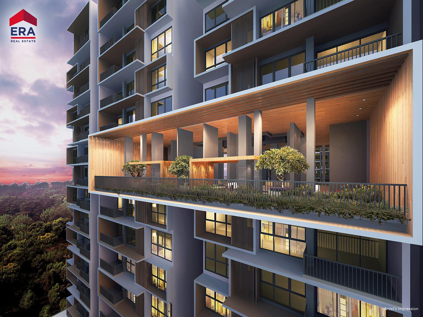 Inz Residence EC Sky Garden