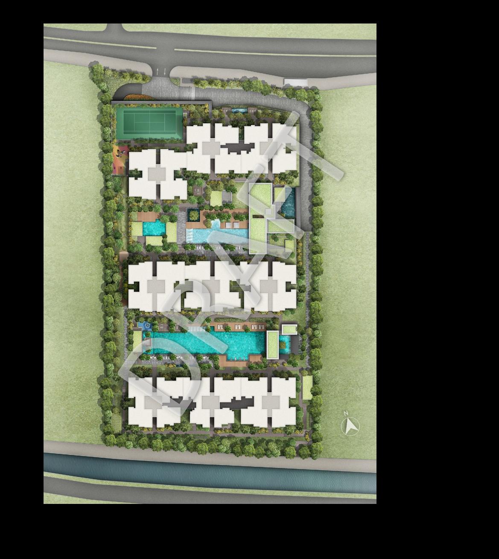 Inz Residence EC Siteplan Draft