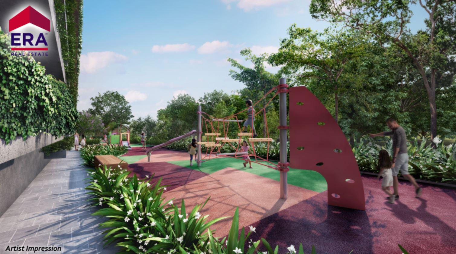 Grandeur Park Residences Playground