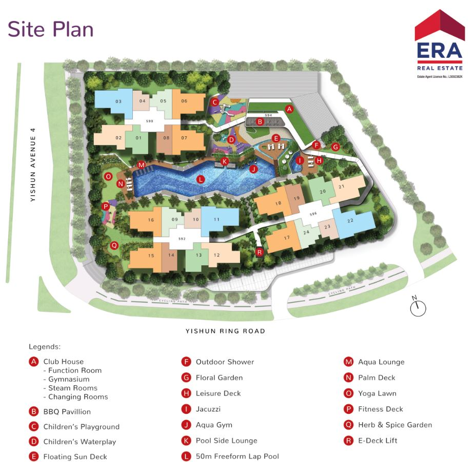 Resized The Wisteria site plan
