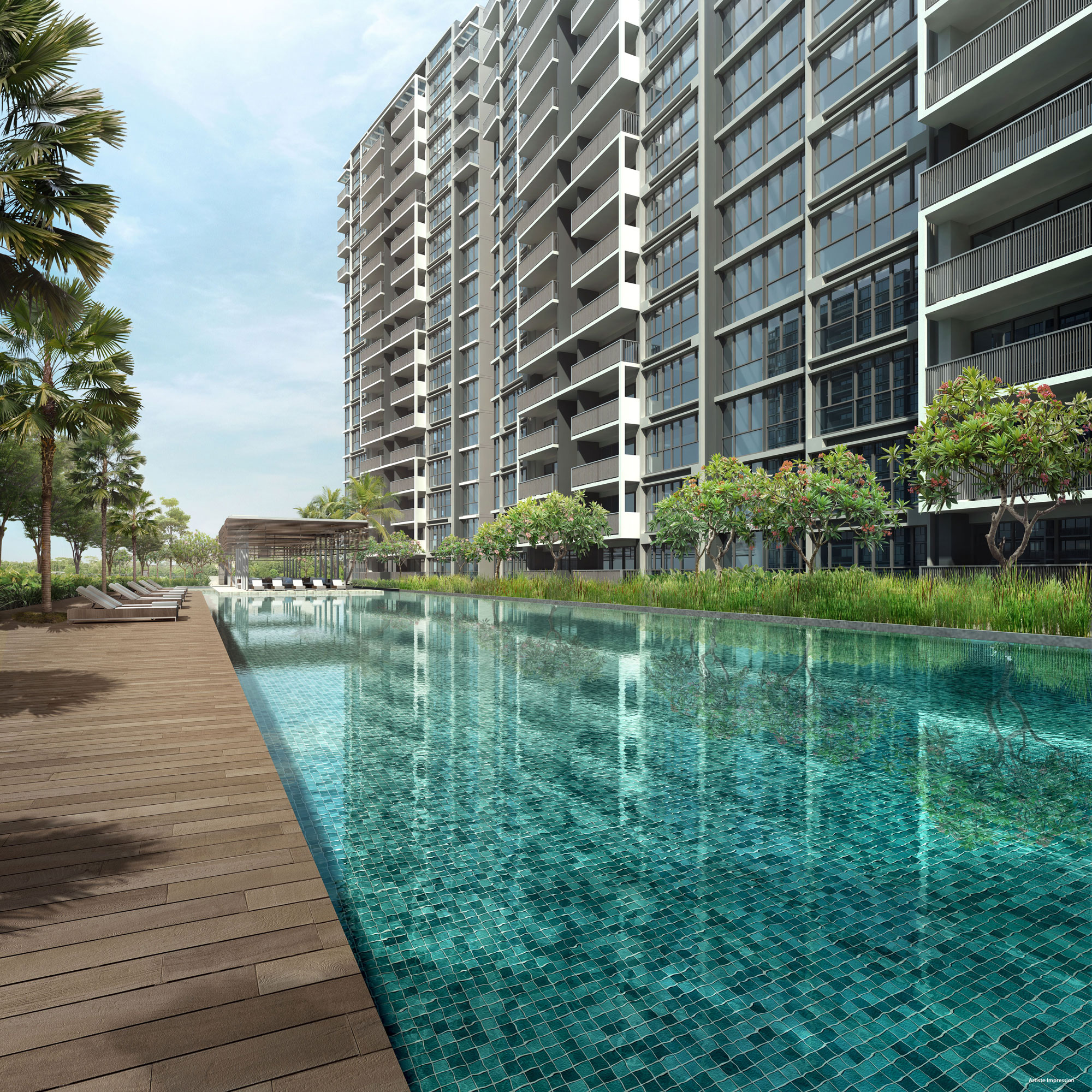 Bellewaters - Wetland Boutique featuring 50m Infinity Pool