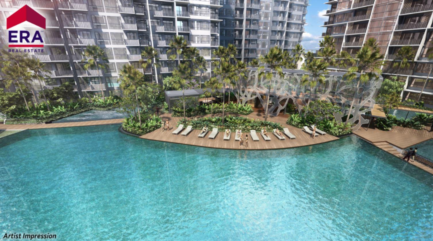 Grandeur Park Residences Pool