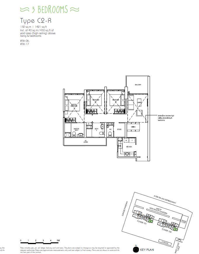 3BR C2R_Parc Riviera Floorplan_Terence Low_96411910