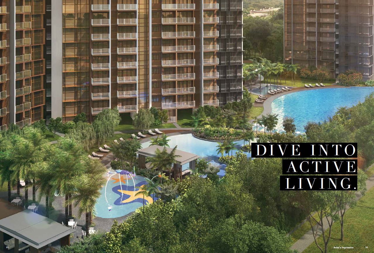 seaside residences activeliving