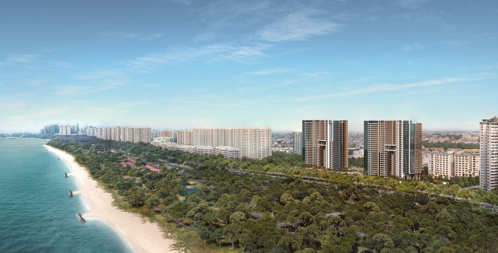 seaside residences overview