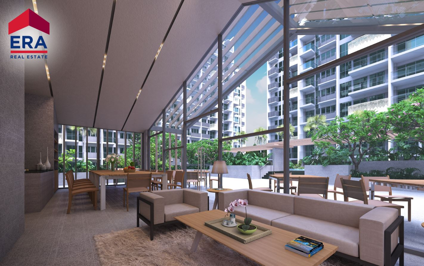 The Alps Residences Kids Function Room