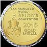 Mahon Gin San Francisco World Spirits Gold