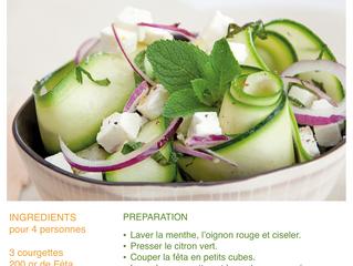 Honorez les courgettes avec cette recette exceptionnelle sans huile !