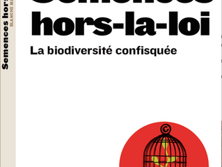 """""""Semences hors-la-loi... la biodiversité confisquée """" expliquée par une avocate engagée !"""