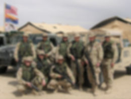 Brian Ellison 3666th Maintenance, Iraq