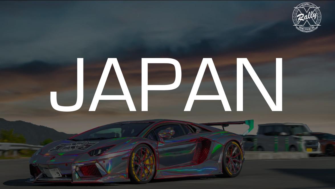WORLD X SERIES - JAPAN