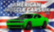 American Muscle Cars UK - Logo