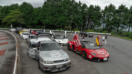 13TH JUNE - WORLD X SERIES RALLY - JAPAN - HIROSHIMA
