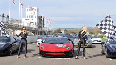JULY 11TH - GOODWOOD FESTIVAL OF SPEED - WORLD X CLIENT TOUR