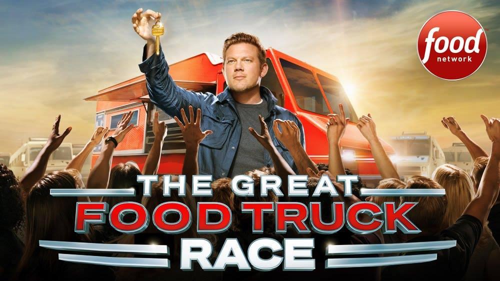 """""""Great Food Truck Race"""""""