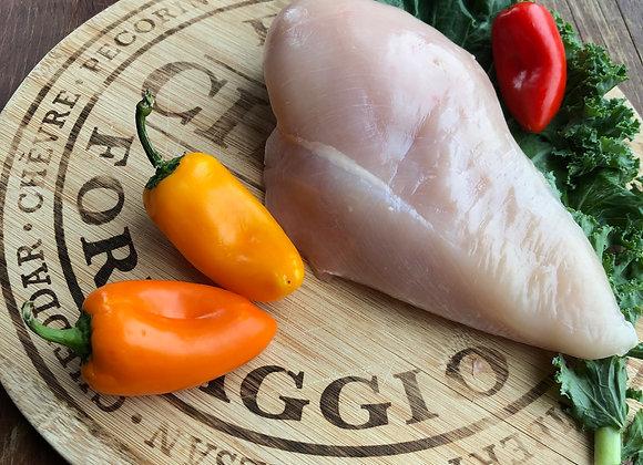 Poitrine de poulet de grain surgelée