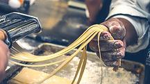 la fabrication de pâtes