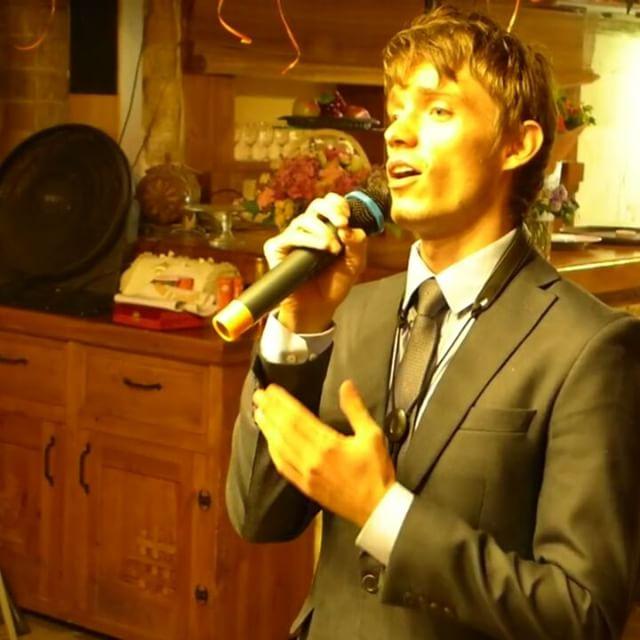 #пежемскийегор #ведущий #актер #вокалист #свадьба #песня
