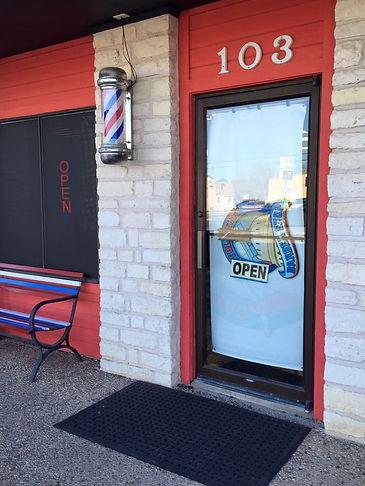 South Austin Barbershop menchaca rd capi