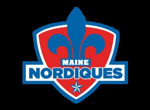 Maine Nordiques Logo