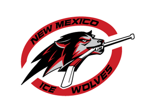 New Mexico Ice Wolves Logo