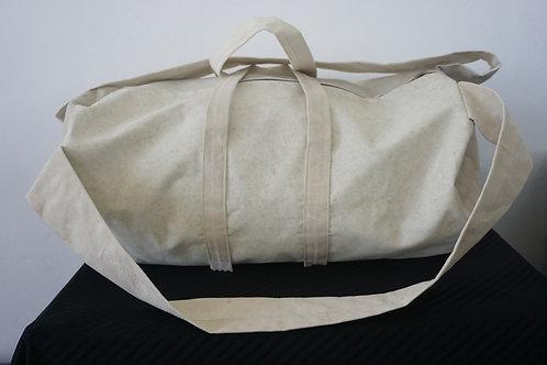Small Cream Sports Bag for Takaka