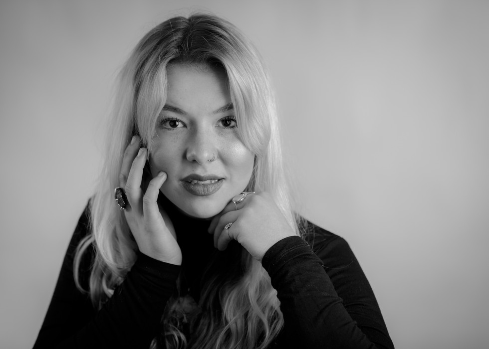 Studio Portraits by Tania Jonas