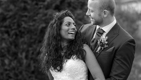 Shalika and Adam's Wedding in Brookfield Barn, Horsham