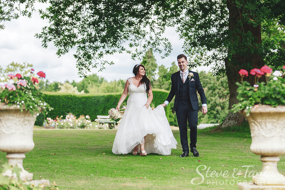 Wedding Photography at Great Ote Hall by Steve and Tania