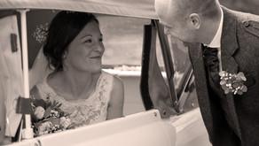 Neil and Jen's Wedding in Aldbury Village