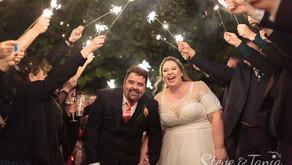 Jennifer & Claude's Wedding in Tunbridge Wells