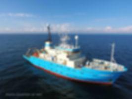 MV_Franklin_marine_survey_vessel._Photo_