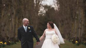 Sharon & Roger's wedding in Hertfordshire